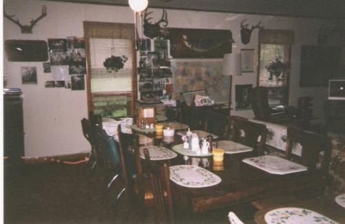 Lodge Interior when we purchased camp
