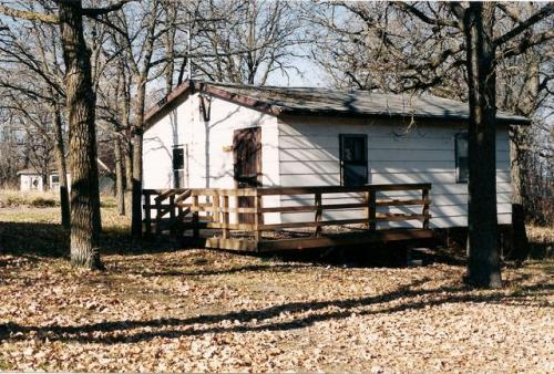 Cabins in 2002